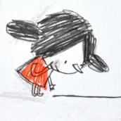 El lápiz/ Libro silente FCE. A Illustration, Verlagsdesign, Kreativität und Kinderillustration project by Paula Bossio - 01.08.2010