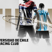 Fox Sports Libertadores • TV Promo Toolkit. A Motion Graphics, Film, Video, TV, 3D, Animation, Graphic Design, 2D Animation, and 3D Animation project by Martin Ferdkin - 02.01.2018