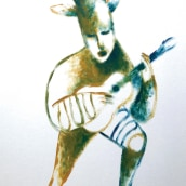 LOS DIABLOS CANTORES. Un projet de Illustration , et Musique et audio de Roger Ycaza - 04.03.2020