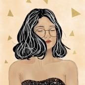 Mujeres del mundo II. A Illustration, Drawing, Digital illustration, and Digital Design project by Alejandra Aravena - 03.08.2020