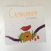 """""""Cambiando o conto"""" -. A Illustration, Editorial Design, and Fine Art project by Laura Tova - 03.10.2020"""
