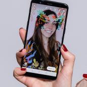 Mi Proyecto del curso: Filtros ilustrados para Facebook e Instagram Stories. A Illustration, Digitale Illustration, Instagram und Marketing für Facebook project by Beatriz Ramo (Naranjalidad) - 12.03.2020