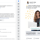 Mi Proyecto del curso: Google Ads y Facebook Ads desde cero Consultoría Gratuita. A Marketing für Facebook und Digitales Marketing project by Laura García Arias - 13.03.2020