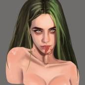 2018-2020. Un projet de Illustration numérique et Illustration de portrait de Jari Vega - 16.03.2020