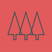 Identidad corporativa festival de música American Autumn 2019. A Graphic Design & Illustration project by María Grande Estévez - 03.16.2019