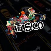Diseño y creación del juego de mesa Atas.K.O. Um projeto de Design, Ilustração, Design de personagens, Design de jogos e Esboçado de Moisés Miranda - 18.03.2020