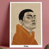 Kraft-Vol.I. A Illustration project by Ainhoa Fernández Uría - 18.03.2020