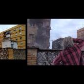 WAR VFX (Introducción a la composición digital). Un progetto di Cinema, video e TV, VFX, Postproduzione audiovisiva , e Composizione fotografica di Manuel Moreno - 23.03.2020