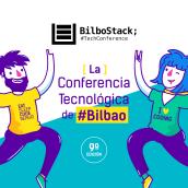 BilboStack 2020. Un proyecto de Diseño de personajes, Eventos e Ilustración vectorial de Ainara García Miguel - 26.03.2020