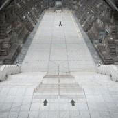 The man who wasn't there. Un progetto di Fotografia documentaria di Daniel Arranz Molinero - 26.03.2020