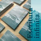 Escritura infinita.. Un proyecto de Diseño editorial y Diseño gráfico de La Granja Estudio Editorial - 30.03.2020