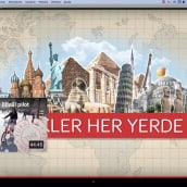 Türkler Her Yerde. Es la demo que grabamos con nuestra productora para comercializar en Turquía. A Video editing, and Production project by Lucas F. B - 03.30.2020