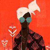 KALEMBA . A Illustration project by Willian Santiago - 04.02.2020