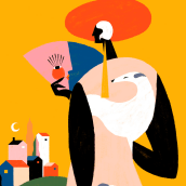 PERSONAL I. A Illustration project by Willian Santiago - 04.02.2020