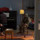 Una historia sin destino. A Film, and Script project by Alejandra Moffat - 01.26.2019