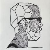 Mi Proyecto del curso: De principiante a superdibujante. A Zeichnung project by Carlo Pico - 04.04.2020