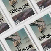 Mi Proyecto del curso: Introducción al diseño editorial. Un proyecto de Diseño editorial y Diseño gráfico de Carolina Merchan - 14.05.2019
