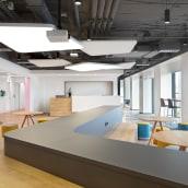 Interior Oficina. A Photograph, Interior Architecture, Interior Design, Decoration & Interior Decoration project by Yanina Mazzei - 08.01.2019