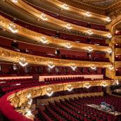 Gran Teatre del Liceu. A Interior Architecture, and Photograph project by Yanina Mazzei - 01.10.2018