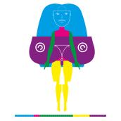 Sobre los homúnculos. Un projet de Design , Illustration, Character Design, Design graphique, Architecture de l'information, Conception de l'information, Infographie, Créativité, Dessin, Art conceptuel , et Communication de Jaime Serra Palou - 12.04.2020