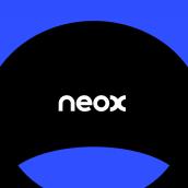 NEOX, Motion graphics para identidades de marca. Un progetto di Animazione 2D, Animazione 3D, Br e ing e identità di marca di Esteban Zamora Voorn - 12.04.2020