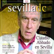 Revista cultural Sevilla DC. A Editorial Design project by Ulicrea - 01.01.2007