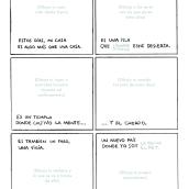 Reto de cómic experimental / diario dibujado de la cuarentena. A Drawing & Illustration project by Puño - 04.13.2020