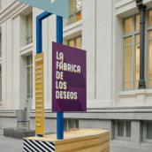La Fábrica de los Deseos. Un proyecto de Diseño de muebles, Diseño gráfico y Escenografía de María Carmona Díaz - 20.12.2019