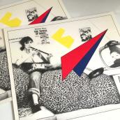 """""""Patti Smith"""". Dibujo en grafito e ilustración vectorial.. Un proyecto de Ilustración, Bellas Artes, Ilustración vectorial e Ilustración de retrato de Patricia Escalante - 14.04.2020"""