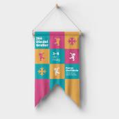 GRALLERS. Branding Design.. Un progetto di Design, Motion Graphics, Br, ing e identità di marca, Graphic Design, Design di poster , Design di loghi , e Design digitale di Àngels Pinyol - 15.04.2020