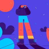 Reel 18'. A Design, Motion Graphics, Animation, and Character animation project by Manuel Neto - 01.05.2019