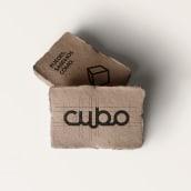 Restyling Cubo. Um projeto de Br, ing e Identidade, Artes plásticas, Design gráfico, Desenho e Design de logotipo de Julio Ríos - 17.04.2020
