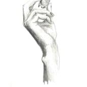 ...just another sketch.... Un proyecto de Ilustración, Bellas Artes, Bocetado, Dibujo a lápiz, Dibujo, Dibujo realista y Dibujo artístico de Helena de la Cruz - 17.04.2020