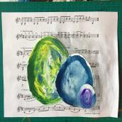 My project in Introduction to Children's Illustration course. Un progetto di Illustrazione infantile di Zane Puncule - 18.04.2020