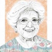Mi Proyecto del curso: Retrato con lápiz, técnicas de color y Photoshop. Un proyecto de Ilustración, Dibujo a lápiz, Ilustración de retrato, Dibujo de Retrato y Dibujo artístico de Nuria Berruezo Sanchez - 19.04.2020