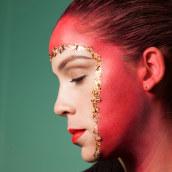 Mi Proyecto del curso: Fotografía de belleza. A Porträtfotografie, Beleuchtung für Fotografie, Studiofotografie und Artistische Fotografie project by alex alvarez pazó - 19.04.2020