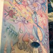 Possessed . Um projeto de Desenho artístico de showard153 - 27.04.2020