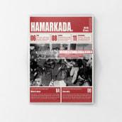 HAMARKADA   Fanzine. Um projeto de Design editorial de Estibiris Alonso de Mezkia - 27.04.2020
