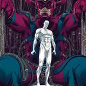 Marvel Fanart. Um projeto de Ilustração, Comic, Desenho, Ilustração digital e Desenho digital de Jose Real Lopez - 28.04.2020
