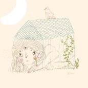 Conviviendo con mi YO interior. Un proyecto de Diseño gráfico e Ilustración de Mariel Romero - 02.05.2020