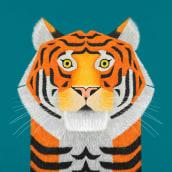 My Favorite Wildlife Artworks. A Illustration, Graphic Design, Digital illustration, Stor, telling, Children's Illustration, and Digital Painting project by Rohan Dahotre - 05.02.2020