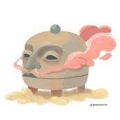 Criaturas cerámicas . A Illustration, and Digital illustration project by Silvana López - 04.05.2020