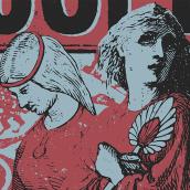 Suspiria (1977). Un progetto di Pubblicità, Belle arti , e Design di poster  di José Trujillo - 02.07.2019
