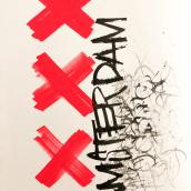 Amor por el tiralíneas. Un proyecto de Caligrafía de Jose Alvarado Alvarez - 06.05.2020