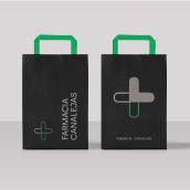 Farmacia Canalejas. A Graphic Design project by nueve - 05.07.2020