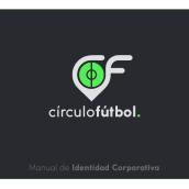 Creación de un logotipo original desde cero, algunas páginas del manual de la aplicación Círculo fútbol.. Un progetto di Design , e Design di loghi di Mountassir Jalil - 08.05.2020