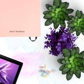 LinkedIn Banner - Maite Presencia. A Poster Design, Graphic Design, and Social Media Design project by maitepresencia - 05.08.2020
