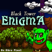 Black Tower Enigma. A Videospiele project by Steve Durán - 20.10.2014