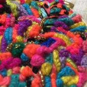 Pasión color . A Crafts, and Embroider project by Camila Muñoz Bozo - 05.15.2020
