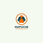 Mapuche Logo (Organic Cotton). A Br, ing, Identit, and Logo Design project by KAN KUN - 05.18.2020